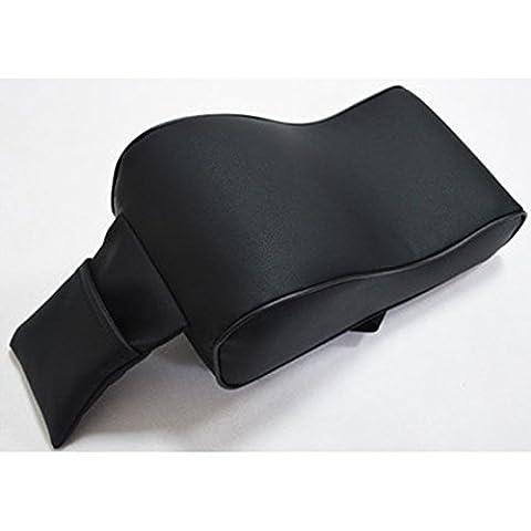 Zhuhaitf Pour les voitures Car Durable Center Console Cover Armrest Pad Memory Foam Car Interior Accessory