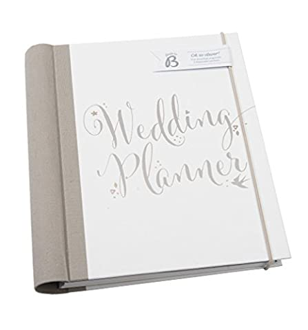 Busy B Bride to B Script Wedding Planner - perfect