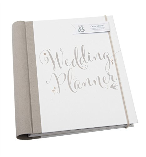busy-b-bride-to-b-script-wedding-planner-perfect-engagement-gift-with-checklists-pockets-and-an-unda