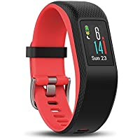 Garmin Vivosport Smart Activity Tracker with Wrist-Based Heart Rate and GPS - Fuchia/Small