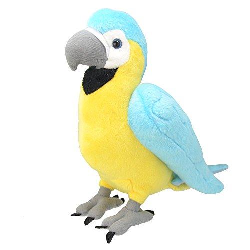 wild-planet-37-cm-classique-ara-jouet-en-peluche-multicolore