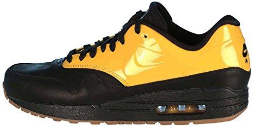 Nike Air Max 1 Vt Qs, Chaussures de Sport Homme Jaune - Amarillo (Varsity Maize / Vrsty Maize-Blk)