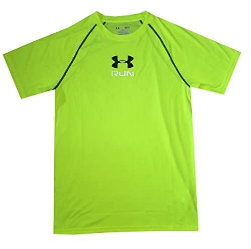 Under Armour UA Tech Run HeatGear® Loose t-shirt High vis yellow