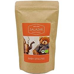 Salazar Baby Stilltee BIO 250g Aromapack | mit Bockshornkleesamen | unterstützt die Milchbildung und beruhigt den Magen