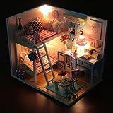 Generic Hoomeda DIY Wood Children's Memo...