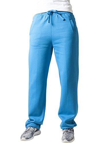 Urban Classics - Loose Fit Sweatpants, Pantaloni Donna Turchese