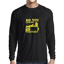 N4221L Camiseta de manga larga Alchohol Charging
