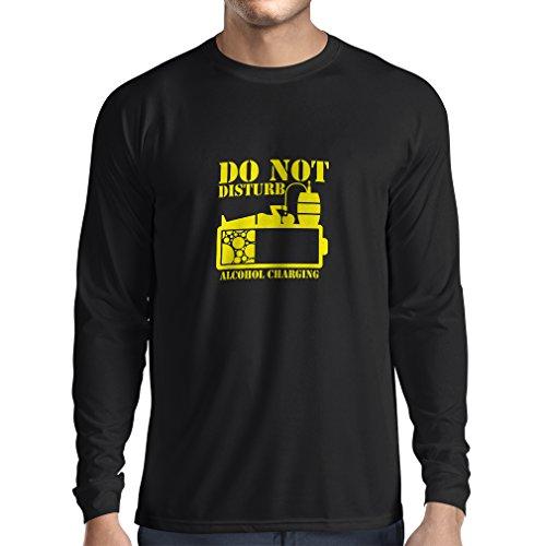 n4221l-maniche-lunghe-maglietta-alchohol-ricarica-nero-giallo-medium
