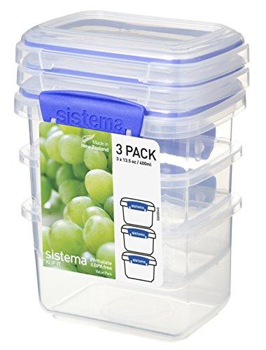 sistema-klip-it-food-storage-container-400-ml-pack-of-3