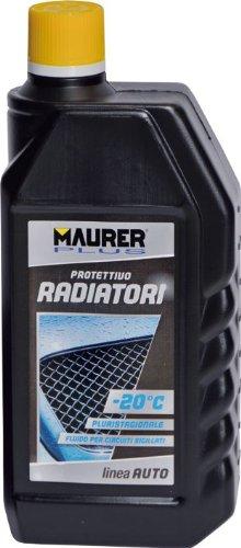 Liquido per Radiatori Auto 1Lt Maurer Plus Antigelo -20°