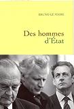 Des hommes d'Etat (Documents Français)