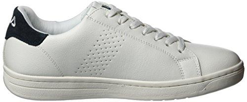 Fila Damen Base Crosscourt 2 F Low Wmn Sneaker Weiß (White)