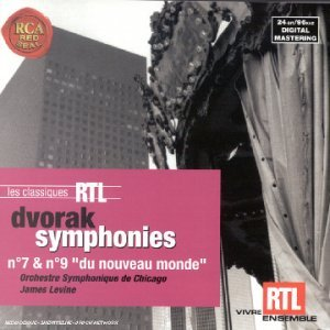 Symphonies N7 Et N9 'du Nouveau M by James Levine & Chicago (Orche