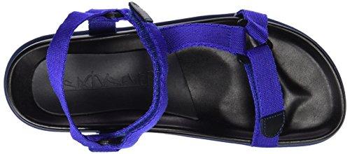 Sixtyseven 77402-Sandali Donna Multicolore (Azul/Negro)