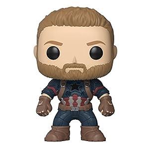 POP Marvel Avengers Infinity War Captain America Bobblehea