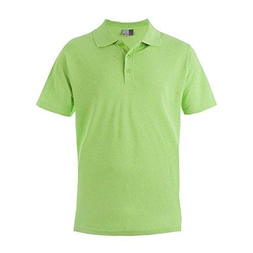 Promodoro 4001F-WL-XL Poloshirt Superior Größe, Wild-Limettengrün, XL