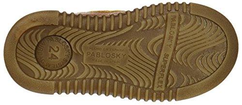 Pablosky  580377, Bottines garçon Marron (Marron)
