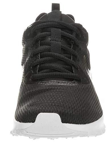 Nike - Nike Air Max Motion Scarpe Sportive Bambina Nere - Black Img 2 Zoom