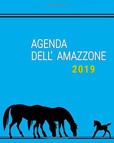 Agenda Dell'Amazzone 2019 por Antonio Caputo