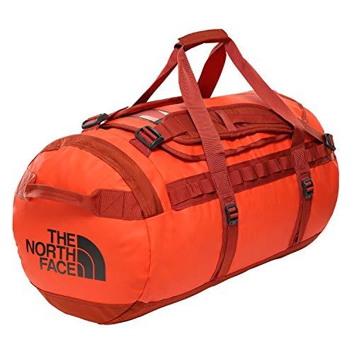 The North Face Base Camp M Borsone da viaggio arancio 64 cm