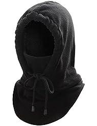 Multifuncional cálido invierno Balaclava - Unisex WinCret Máscara de cara completa calentador de cuello para deportes al aire libre