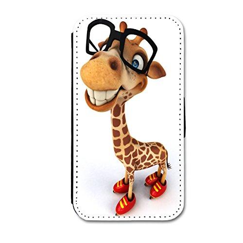 Book Style Flip Handy Tasche Case Schutz Hülle Schale Motiv Etui für Apple iPhone 5 / 5S - A44 Design10 Design 5