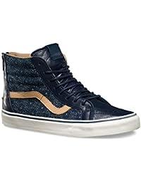 Vans - Zapatillas para hombre azul turquesa azul Size: 38