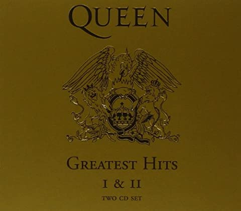 Queen Greatest Hits 2 - Greatest Hits I&II [Import