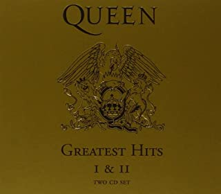 Greatest Hits I&II [Import Anglais] by Queen (B000000OF6) | Amazon price tracker / tracking, Amazon price history charts, Amazon price watches, Amazon price drop alerts