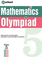 Olympiad Books Practice Sets -  Mathematics Class 5 for 2018 - 19