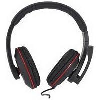 Woxter I-Headphone 780 - Auriculares de diadema (control remoto integrado, micrófono,
