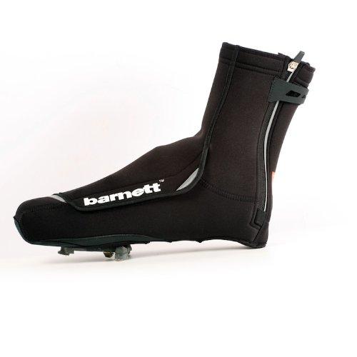 Bsp-03 proteggi scarpe bicicletta - copriscarpe ciclismo taglia l nero
