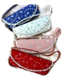 Dunelm - Funda de gafas - para niña Multicolor multicolor