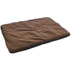 VITAZOO manta térmica para perro, acolchada y aislante, lado inferior antideslizante e impermeable, 70 cm x 100 cm | 2 años de garantía de satisfacción | cama para perro, manta para gato, asiento para mascotas