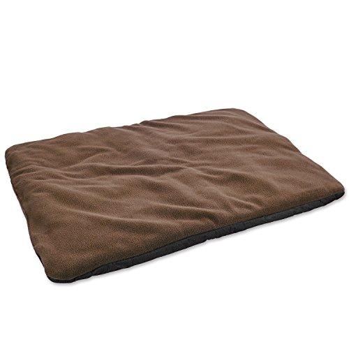 vitazoo Manta térmica para Perro, marrón, Acolchada y Aislante, Lado Inferior Antideslizante...
