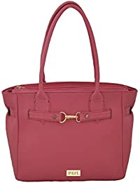 P&L Pink Hand Bag For Women BKL0004