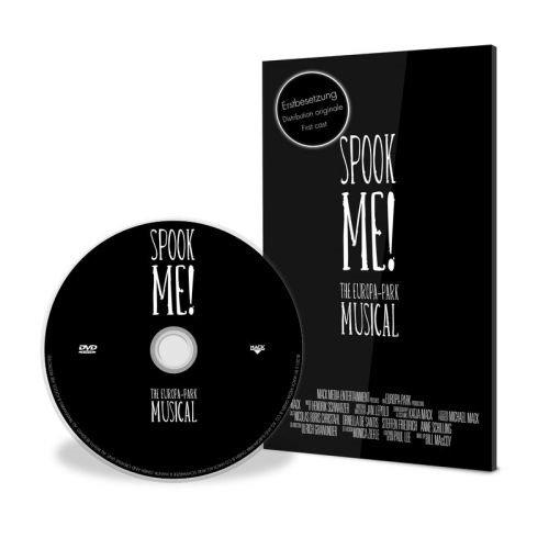 Preisvergleich Produktbild Spook Me! The Europa-Park Musical