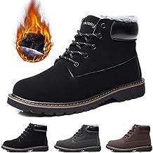 Amazon.it  scarpe scamosciate uomo - Nero 20130e1a3f9