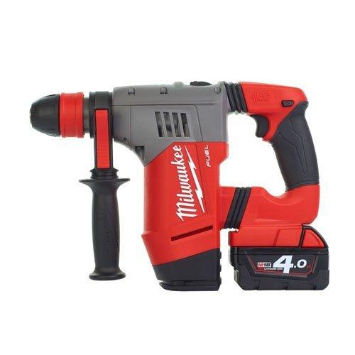 Fuel M18-tools Milwaukee (Milwaukee Akku-Kombihammer FIXTEC, M18 CHPX-0, ohne Akku)