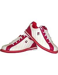 –Zapatos de bolos, 3G Kicks, hombre y mujer, para diestros y zurdos en 4colores, talla 36–48
