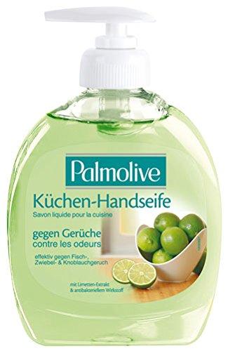 Preisvergleich Produktbild Palmolive Küchen-Handseife gegen Gerüche,  mit Limetten-Extrakt,  Original (Pumpe) - 300ml