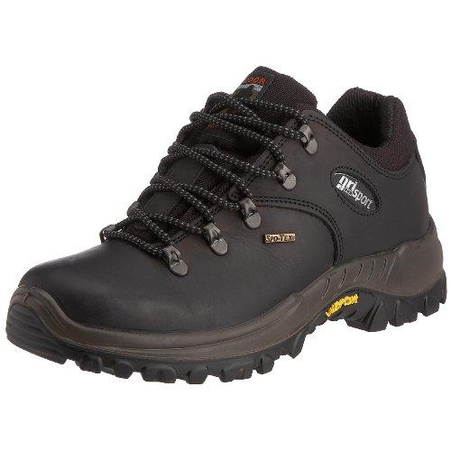 Grisport Men's Dartmoor Hiking Shoe Black CMG477, 42 EU (8 UK)