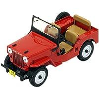 Ixo - Premium-X Coche a escala Jeep, 1:43 (PRD365)
