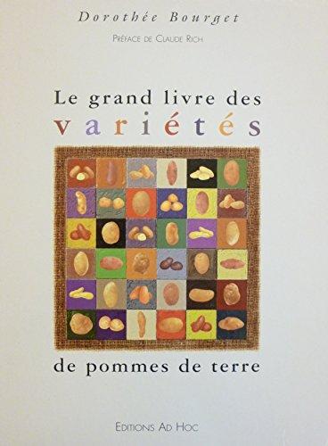 Le grand livre des varits de pommes de terre