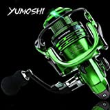 Reel fishing spinning reel for fishing Fishing Coils 13 + 1BB 5.5: 1
