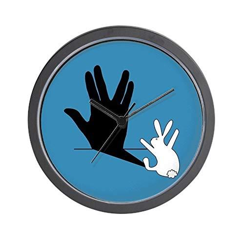 47BuyZHJX Star Trek Horloge Murale Ronde Motif Lapin