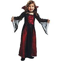 My Other Me - Disfraz de vampiresa reina, 7-9 años (Viving Costumes 200152)