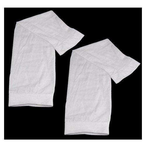 Ärmeln Golf (SODIAL(Wz.) 1 Paar aermel Armstulpen Stulpen UV Schutz fuer Fahren Wandern Fahrrad Golf Basketball Spielen)