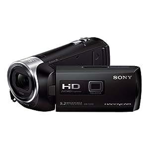 """Sony HDR-PJ240EB.CEN Caméscope Numérique 2,7"""" (6,7 cm) 9,2 Mpix Zoom Optique 27x USB/HDMI Noir"""