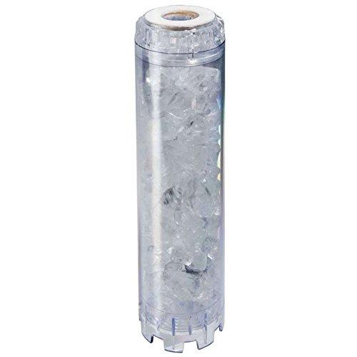 Ribitech 03079 Cartouche Anti-Calcaire Transparent 9 Pouces